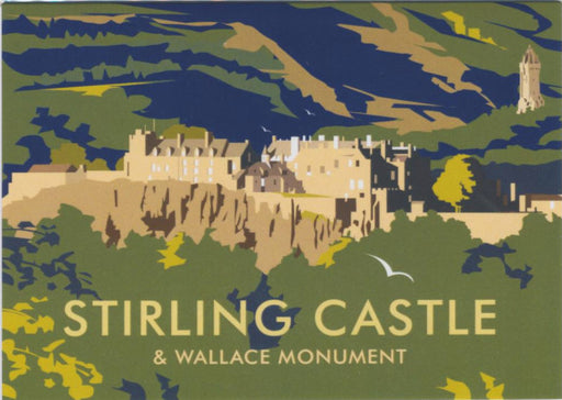 Dave Thompson - Stirling Castle Print