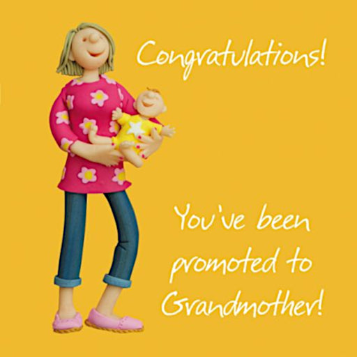 Erica Sturla - Promoted to Grandmother