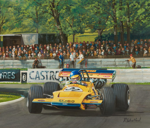 Ronnie Lights Up The Palace - Ronnie Peterson