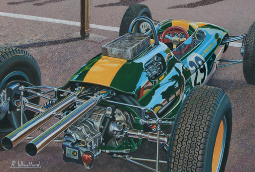 Game Changer - Lotus 25 - Jim Clark