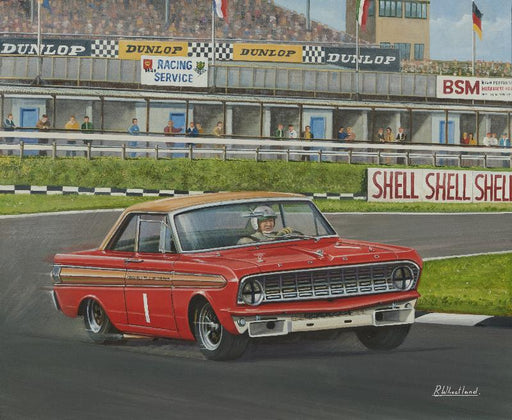 First of Three - Frank Gardner Ford Falcon