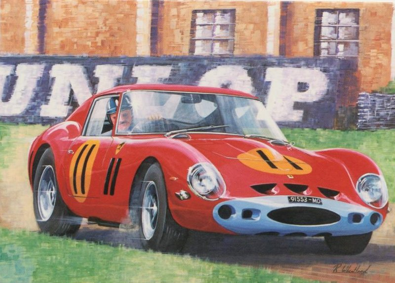 Richard Wheatland - Ferrari 250 GTO
