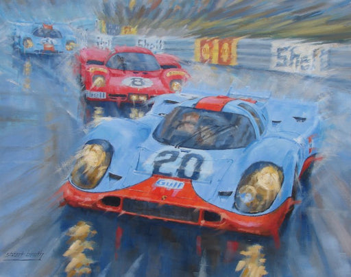 Fact & Fiction - Porsche 917 - 1970 Le Mans