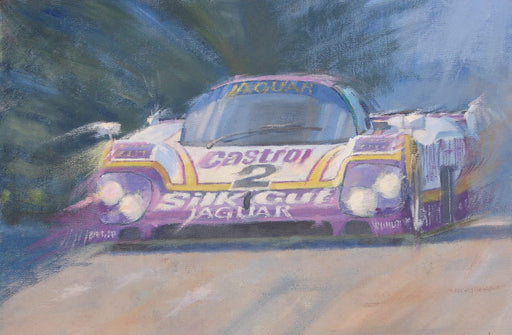 Big Cat - Jaguar XJR-9 Le Mans 1988
