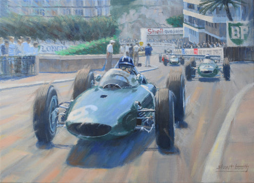 Mr. Monaco - Graham Hill