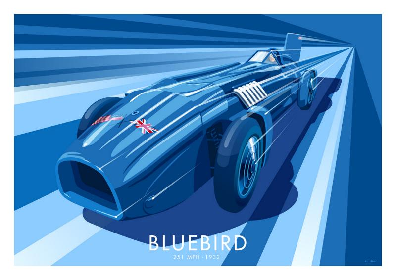 Bluebird - World Land Speed Record