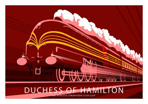 Duchess of Hamilton - 6229