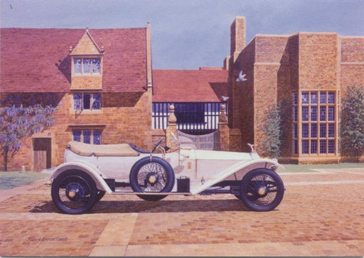 Stuart Barraclough - Rolls Royce Silver Ghost