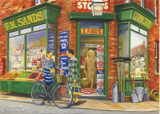 Trevor Mitchell - Open All Hours - Grocery Store