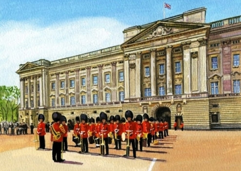 Trevor Mitchell - Buckingham Palace