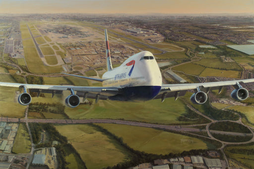 Heathrow Heavyweight - Boeing 747 - British Airways