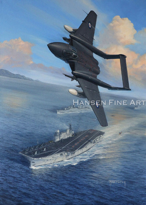 Fleet Defender - D.H Sea Vixen