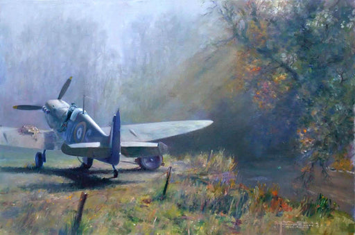 Somewhere In England - Supermarine Spitfire Mk.Ib