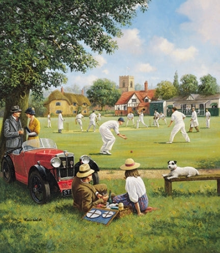Kevin Walsh - Cricket On The Village Green