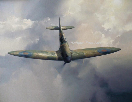 Mitchell's Magic - Spitfire Mk.I