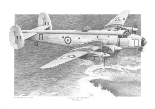 Avro Shackleton MR.1 - 224 Squadron