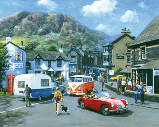 Kevin Walsh - Happy Days at Coniston - MGA
