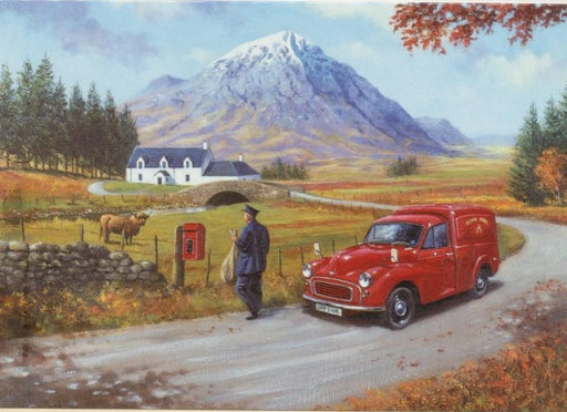 Kevin Walsh - Highland Collection - Morris Minor