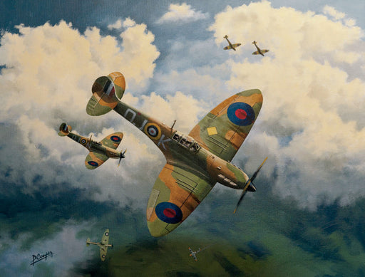 First Contact - Supermarine Spitfire Mk.I