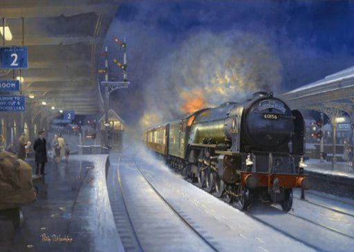 Philip D. Hawkins - Roaring Through Retford - A1 Class