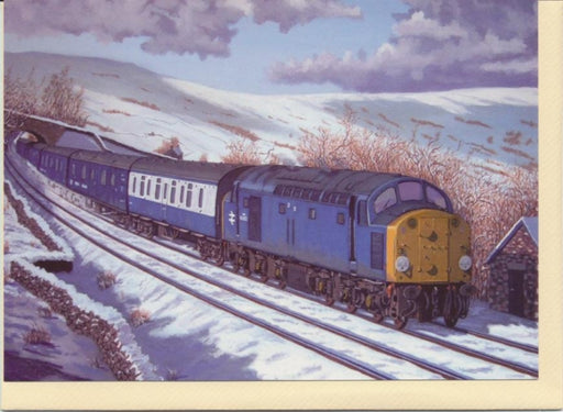 Neville Robinson - Apapa on the Christmas Parcels - Class 40
