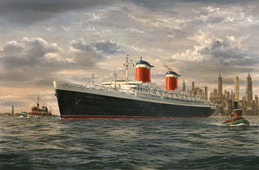 American Icon - SS United States
