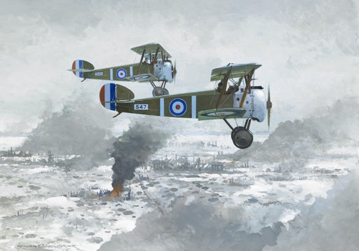 Over The Western Front - Sopwith Camel