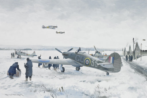 The Defence Of Murmansk- Hawker Hurricane Mk.II