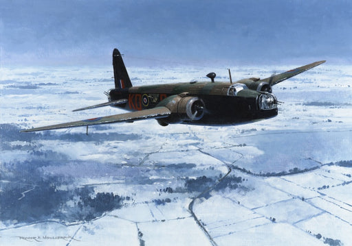 Wellington Winter - Vickers Wellington