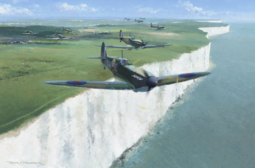 Defenders Of The Realm - Supermarine Spitfire Mk.I