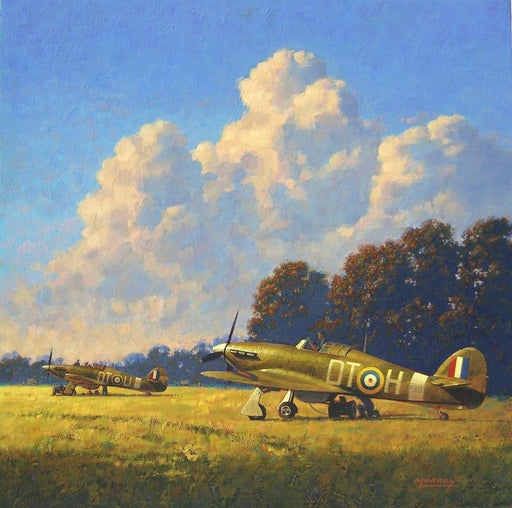 Another Summer- Hawker Hurricane