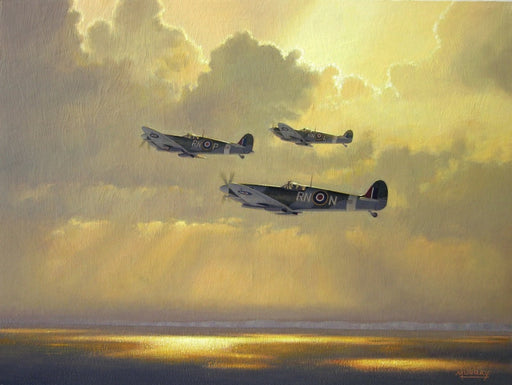 Glory Days- Supermarine Spitfire Mk.IX
