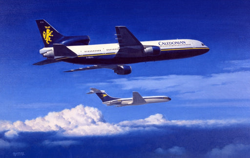 Through The Ages - Lockheed Tristar & Vickers VC-10