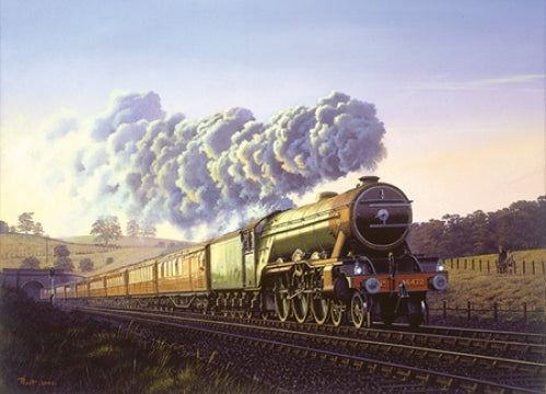 Malcolm Root - 4472 The Flying Scotsman