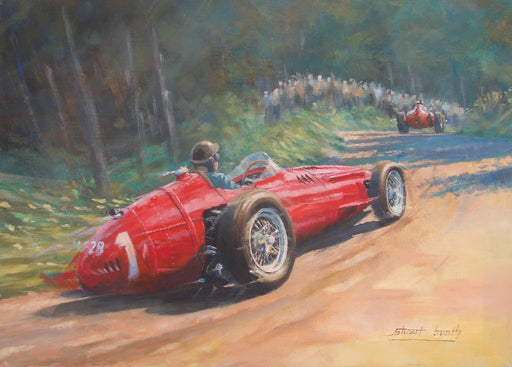 His Greatest Hour - Maserati 250F