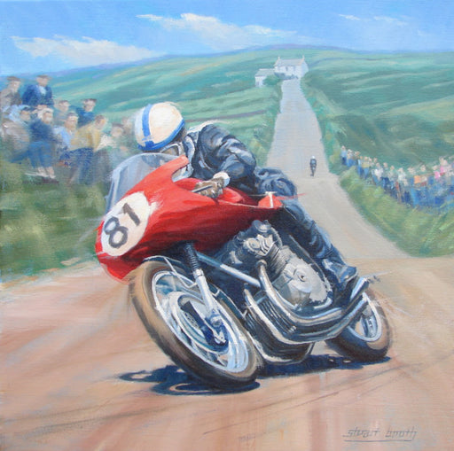 Big John - MV Agusta 500-4 - John Surtees