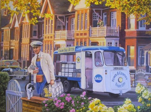 Trevor Mitchell - The Milkman