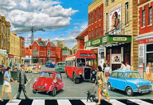 Trevor Mitchell - 1960 High Street - BMW Isetta & Mini