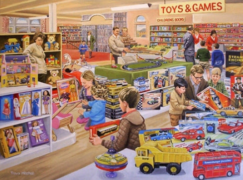 Trevor Mitchell - The Toy Department