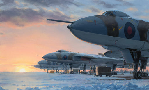 Waking The Giants - Avro Vulcan