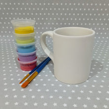 Load image into Gallery viewer, Ready to paint pottery - Regular Mug