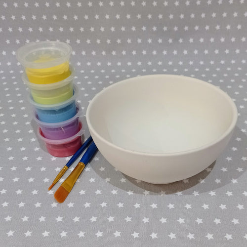 Ready to paint pottery - Miso Bowl
