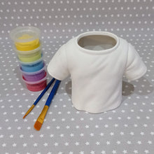 Load image into Gallery viewer, T-Shirt Pen Pot