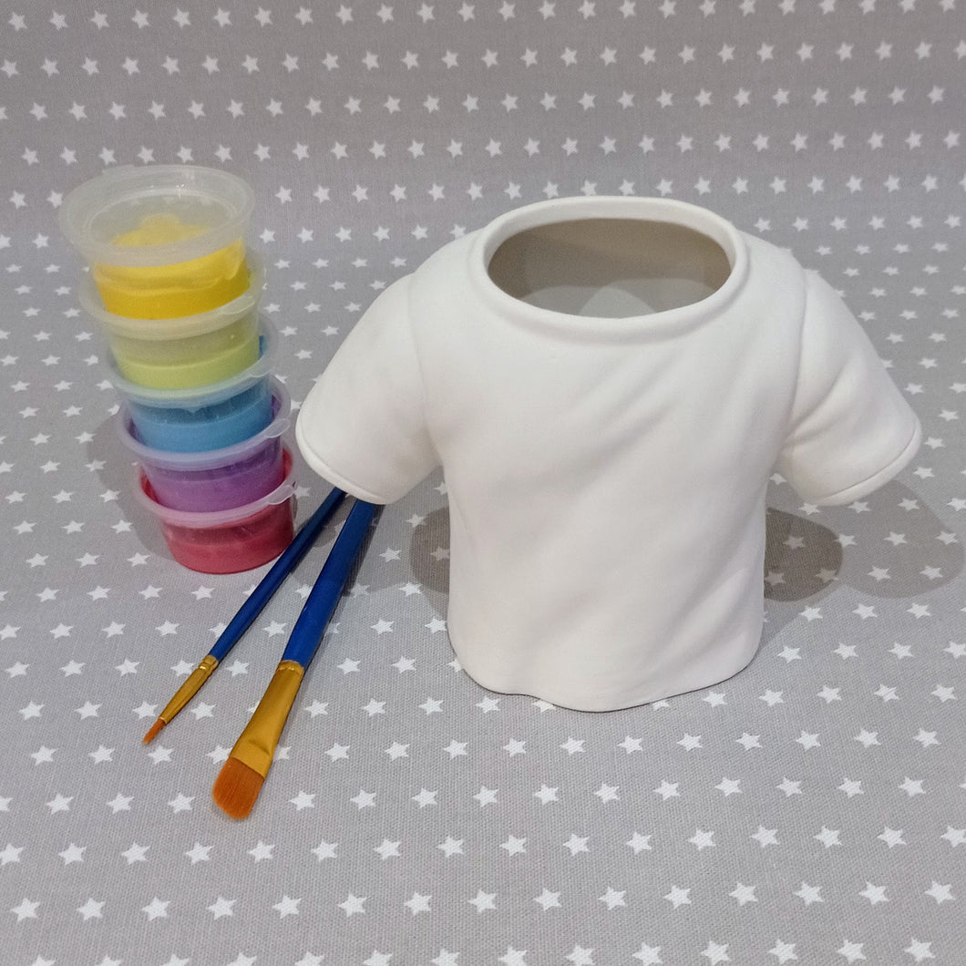 T-Shirt Pen Pot