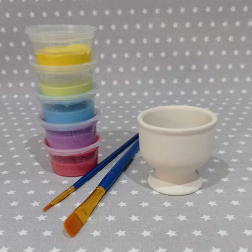 Ready to paint pottery - Regular Egg Cup