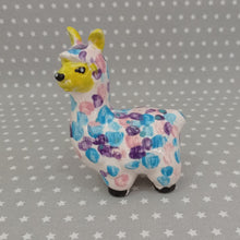 Load image into Gallery viewer, Medium Llama Figure