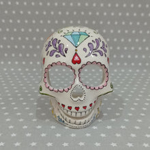 Load image into Gallery viewer, Skull Tealight