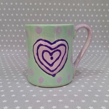 Load image into Gallery viewer, Heart Mug
