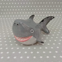 Load image into Gallery viewer, Medium Shark Figure