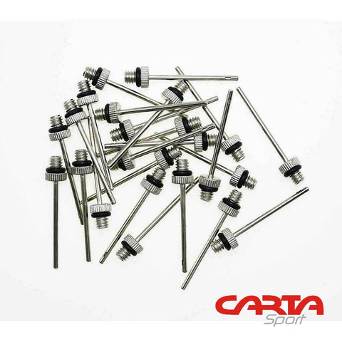 Carta Sport Inflating Needle Adapter Pump Valve Football Rugby Ball VolleyBall